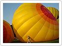 Vyhlídkové lety balónem